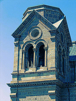 The Cathedral Basilica of Saint Francis of Assisi by Jeanne LeMieux