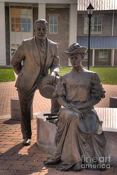 Mark Dodd - The Catherine and Milton Hershey Statue