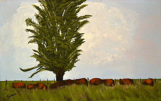 The Cattle Farm by Juanita Mulder