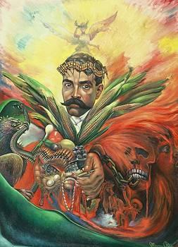 The Cause Zapata 3 by Arturo Miramontes