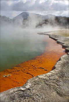 Venetia Featherstone-Witty - The Champagne Pool at Wai O Tapu