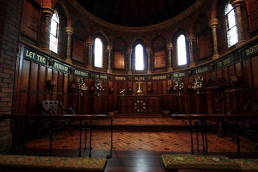 The Chancel Menangle NSW by Ian  Ramsay