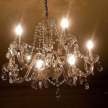 The Chandelier In My Hotel Room ... How by Jedi Fuser