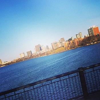 The Charles Has Finally Shaken Off The by Caitlin Kunzle