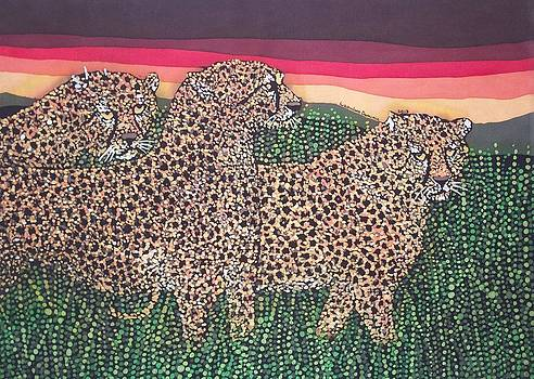 The Cheetah by Lukandwa Dominic