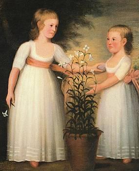 The Cheever Children by Edward Savage