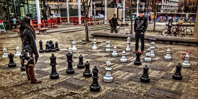 Thom Zehrfeld - The Chess Match In PDX