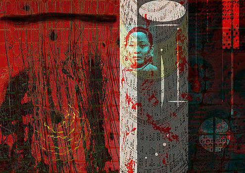 The Chinese Window by Maria Jesus Hernandez
