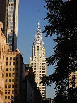 Art by Dance - The Chrysler Building