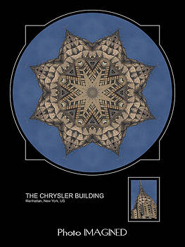 The Chrysler Building by Mike Johnson