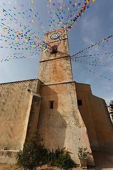 The church of Santa Maria by Paul Indigo