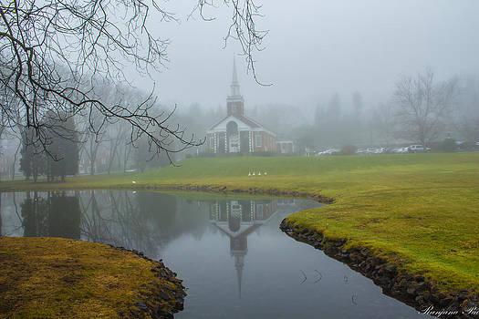 The Church by Ranjana Pai
