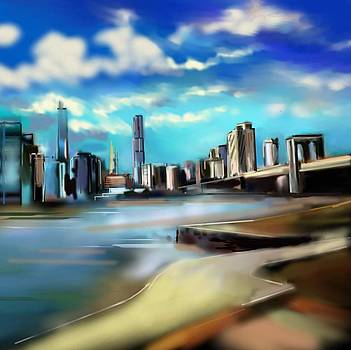 The City by Mark Givens