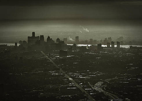 The City by Mike Lanzetta