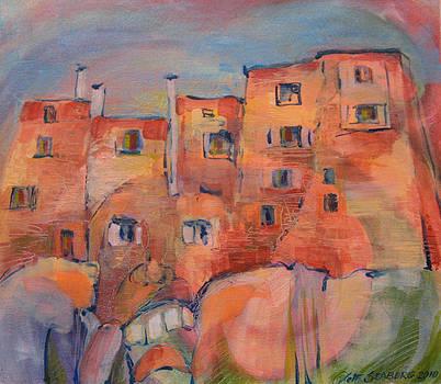 Jeff Seaberg - The City Walls Watch