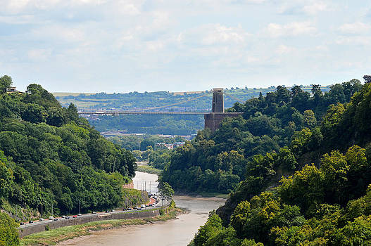Bishopston Fine Art - The Clifton Suspension Bridge