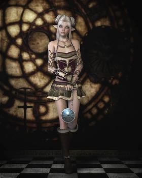 The Clock Watcher by Rachel Dudley