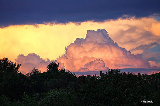 The Clouds by Nelin Reisman