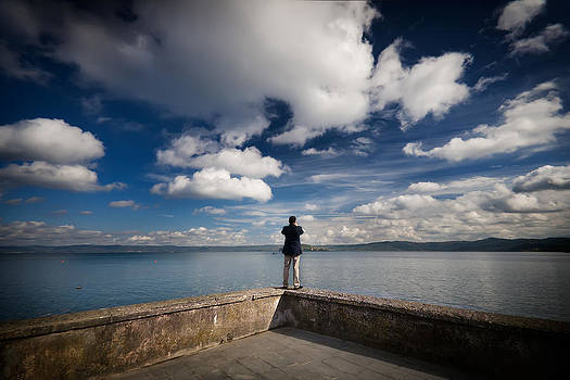 The Clouds Photographer by Franco Farina