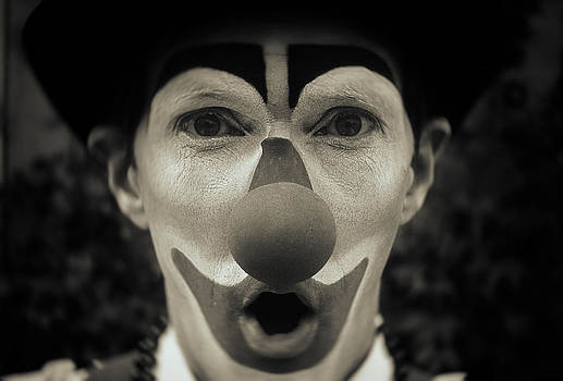 The Clown by Joseph Duba