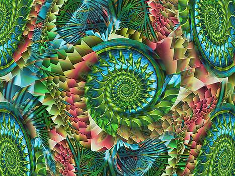 Mary Almond - The Cogwheel Heart