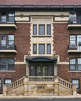 Nikolyn McDonald - The Colbert - Brick Building - Omaha