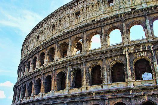 The Coliseum by Oscar Alvarez Jr