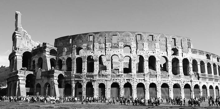 Ramunas Bruzas - The Coliseum