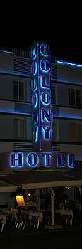 ED GLEICHMAN - The Colony Hotel