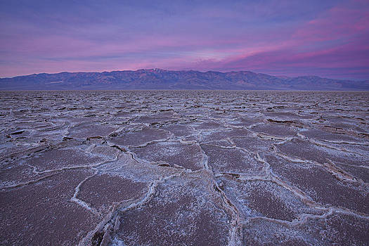 The Color of Badwater by Tony Santo