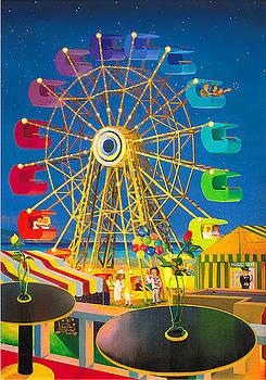 The Color of Memories by Loren Adams