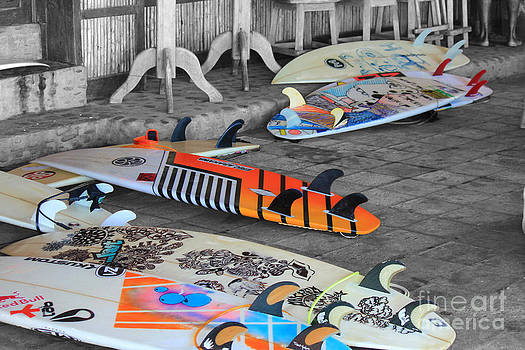 The Colorfulness Of Surfing by Stav Stavit Zagron