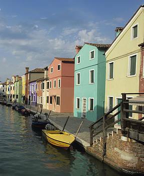 Susan Rovira - The Colors of Burano