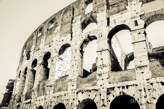 The Colosseum by Christina Klausen