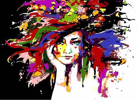 Dreja Novak - The colours of my Wild Love