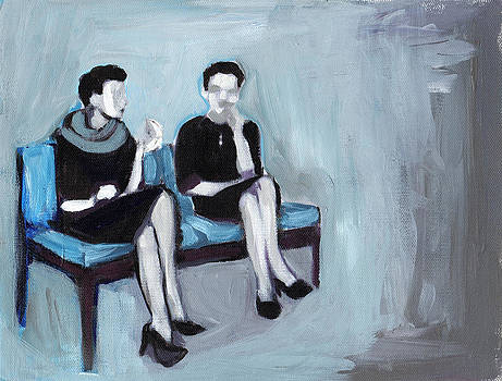 The Conversation by Anne Winkler