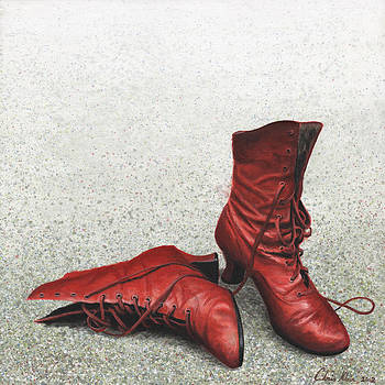 The cooks boots Matchmaker 2012 by Chris Klein