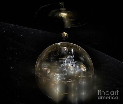 The Cosmic Builder by Peter R Nicholls
