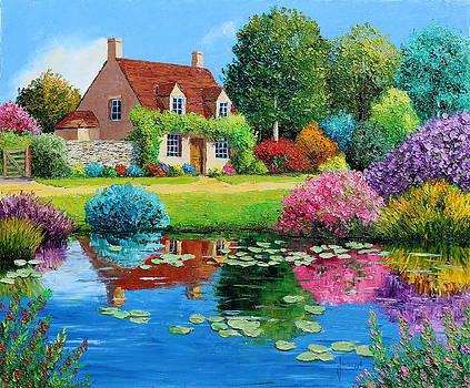 The cottage by Jean-Marc JANIACZYK