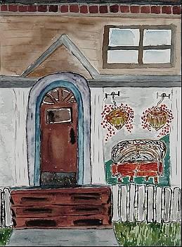 Lesley Fletcher - The Cottage