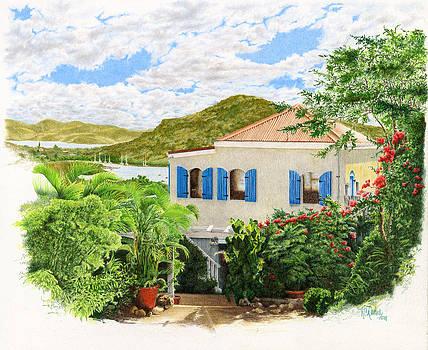 The Cottage St Johns USVI by Richard Devine