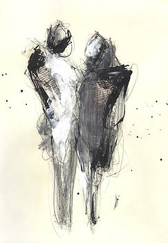 The Couple by Rike Beck