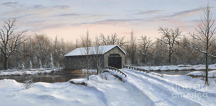The Covered Bridge by Phil Christman
