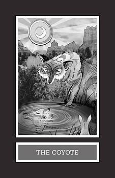 The Coyote by Brenda Erickson
