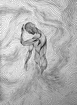 The Creation Of Man by Suvam Majumder