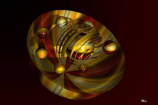 Hakon Soreide - The Creation of Time