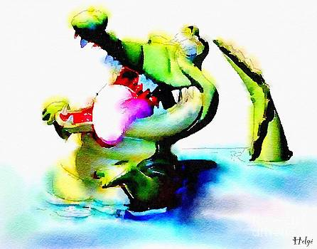 HELGE - The croco