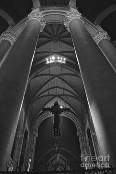 The Cross by Photolope Images