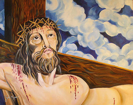 The Crucifixion by John Keaton