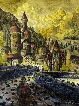 The Curse of Hamelin by Gabriel Cajina